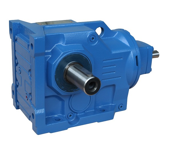 FEM Helical Bevel Gearbox